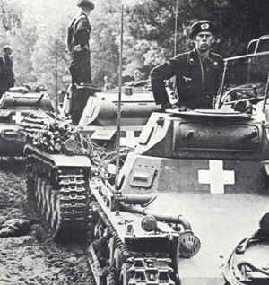Blitzkrieg History Learning Site
