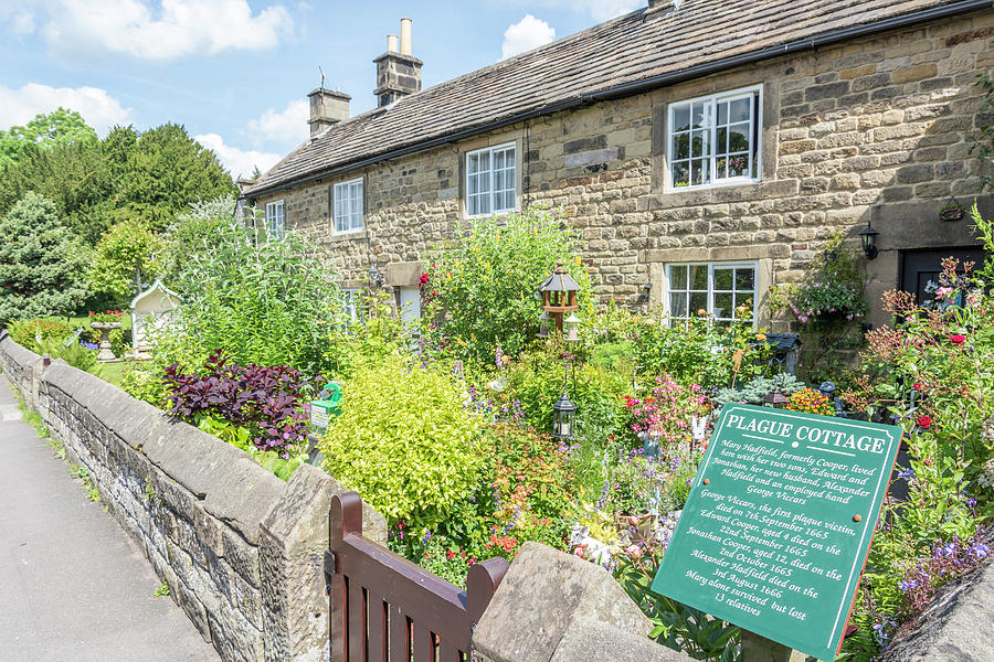 The Plague Cottage at the Eyam Museum