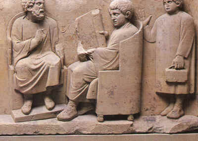 Roman Education - History Learning Site